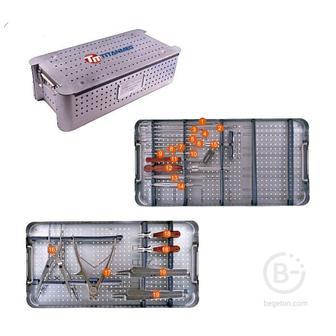 A13000 PLATINUM™ 3.5mm Комплект инструментов для установки окципито-цервико-торакальной системы