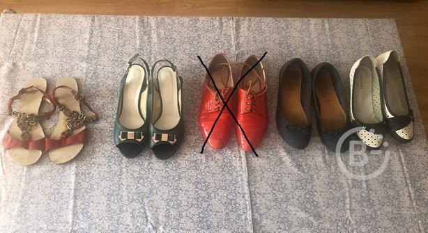 Женская обувь летняя