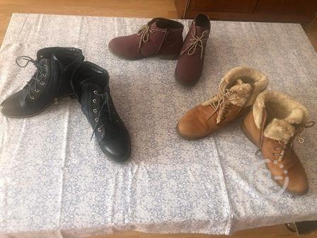 Обувь женская демисезонная