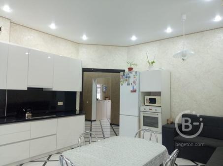 Продается дом 125 кв. м. с хорошим ремонтом,мебелью и техникой в Карасунском округе г. Краснодара.