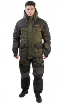 Зимний охотничий костюм TRITON Горка  40 (Таслан, хаки) Брюки