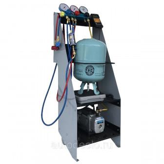 Cond 3 KRW134AM Оборудование для заправки кондиционеров