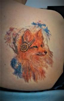 Татуировки-татуаж