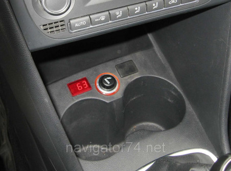 Датчик температуры двигателя WV POLO