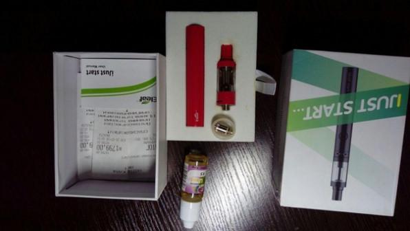 Электронная сигарета Вейп eleaf iJust Start