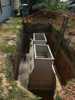 Септик для автономной канализации «ТВЕРЬ 6П»