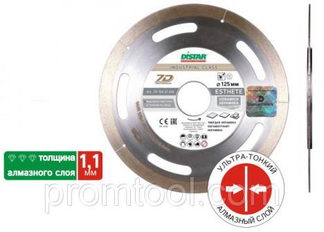 Алмазный круг Distar по плитке 1A1R Esthete 7D 115x11x8x2223