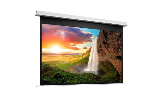 Проекционный экран с электроприводом Projecta Descender Electrol (10100790) 240х240