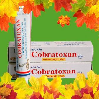 Кобратоксан Cobratoxan 89096418822 Vietnam Вьетнам Cobratox Кобратокс купить