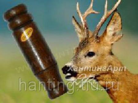 Манок на косулю Devana голос самки, дерево