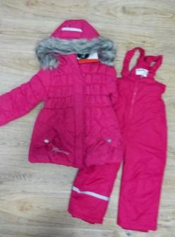 Зимние детские костюмы для девочек финской тм MOOMIN.