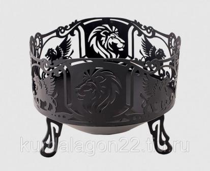 Чаша для костра Львы