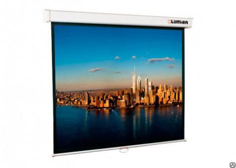 Настенный проекционный экран Lumien Master Picture (LMP 100130) 120x160 см