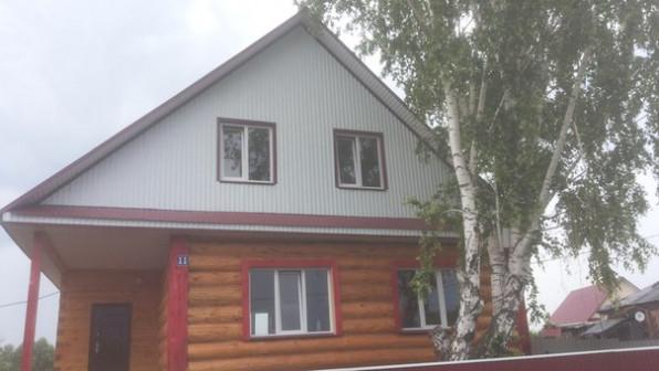 Коттедж в деревне Березовка Уфимский рн