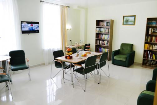 Комната переговоров в Отеле Усадьба Орехово