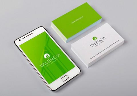 Мобильное приложение с функционалом Визитка