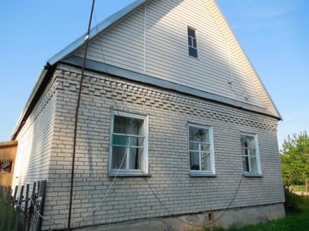 Дом в п. Бежаницы Псковской обл.