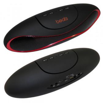 Мультимедиа центр Beats fb Bluetooth (FM радио, читает с USB флешки и Micro SD карты) черный