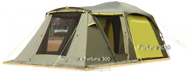 Тентхаус к шатру Maverick Fortuna 300