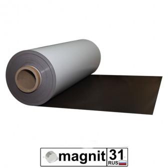 Магнитный винил 1000x620x1.0мм с клеевой основой