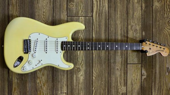 Fender Stratocaster 1972 USA Очень редкий