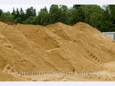 Песок карьерный 16