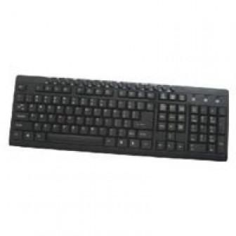 Клавиатура Gembird KB-8300UM-BL-R USB черная 15 ммед клавиш