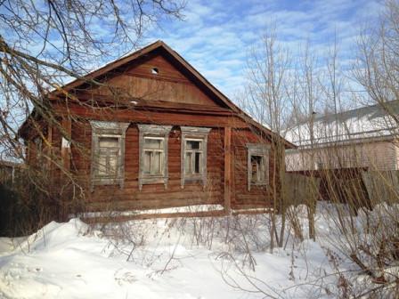 Дом г Егорьевск д Ботраки, 16 сот ИЖС, в доме никто не живет, газ погранице, асфальт, пруд, лес, до