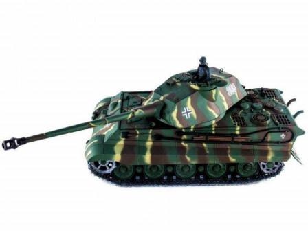 Радиоуправляемый танк Heng Long German King Pro 116 Li Ion 24G   3888 1PRO
