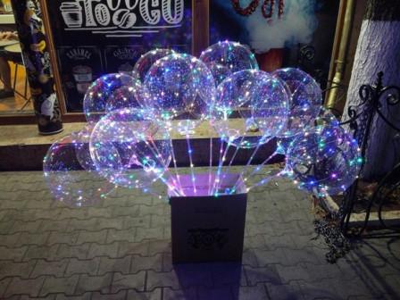Светящиеся шары!!!!