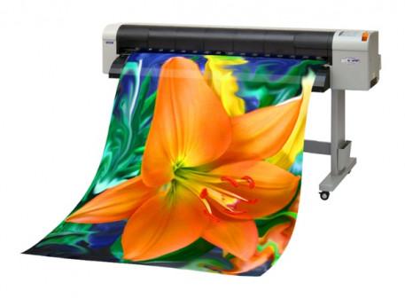Печать на баннере. Высокое качество печати!