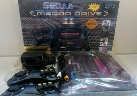 Sega Mega Draiv 2 16 Bit