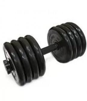 Гантели разборные MB BARBELL вес 42 кг