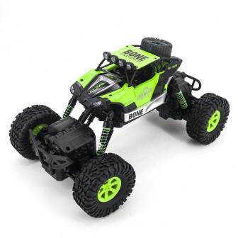 Радиоуправляемый краулер амфибия Crazon Green Crawler 4WD 24G   171602B G