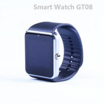 GT08 watch   Silver