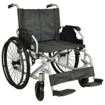 Кресло коляска FS209AE 61(МК 00960) механическая стальная арт МдТМ24579