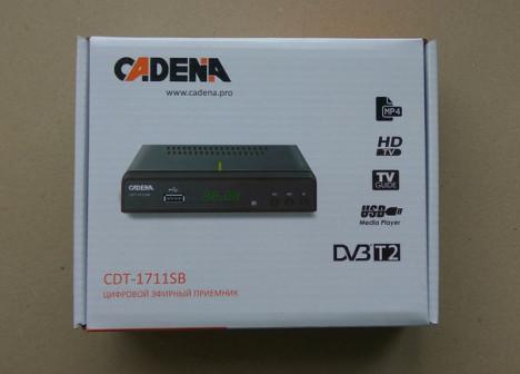 CADENA CDT-1711SB