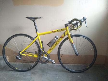 Шоссейный велосипед Giant OCR