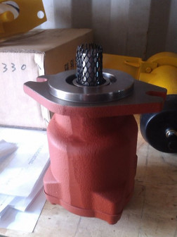 Мотор лебедки SOOSAN SCS736, SCS746L