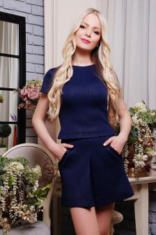 Шикарный костюм женский в 2х цветах Париж