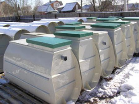Септик для автономной канализации «ТВЕРЬ 3П»