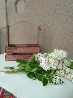 Ящик для цветов и подарков