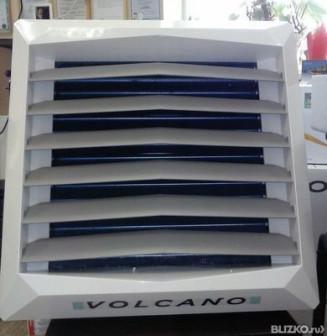 Тепловентилятор Volcano Mini 20кВт (Европа)