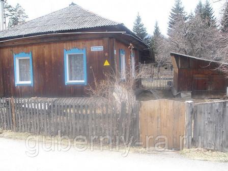 Жилой дом на земельном участке 12 сот Торг