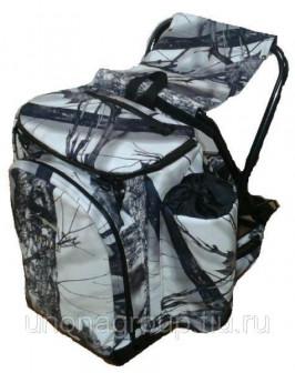 Рюкзак со стулом AVI-Outdoor Hagle Snow 45 л