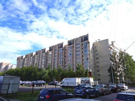 3-к квартира на Новосмоленской набережной
