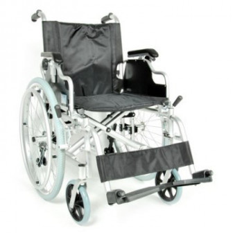 Кресло коляска механическая алюминиевая FS251LHPQ арт МдТМ24584