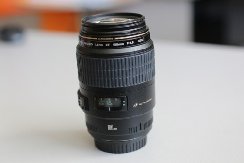 Макрообъектив Canon 100мм