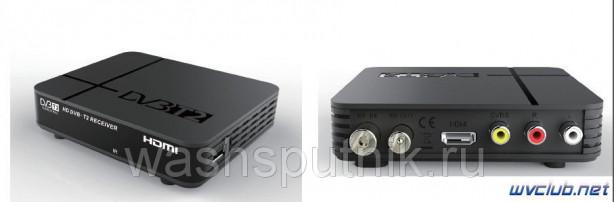 Автомобильная цифровая приставка DVB T2