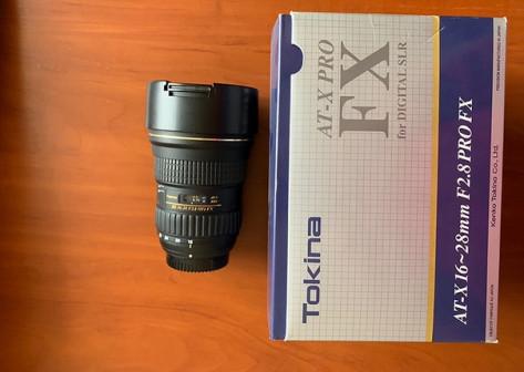 Tokina 16-28 Nikon
